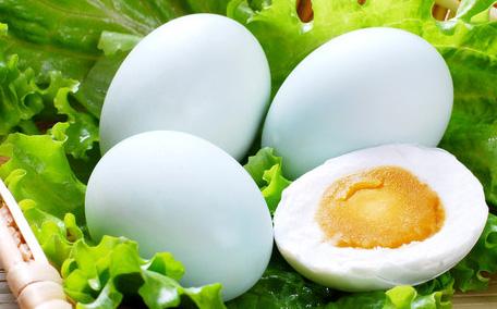咸鸭蛋有营养吗 有这些营养