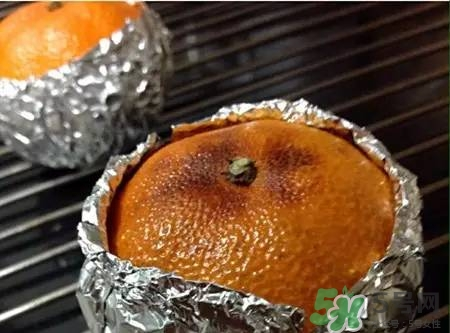 烤橘子能够治儿童咳嗽吗?烤橘子治咳嗽要注意几点