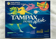 丹碧丝卫生棉条有几种?tampax卫生棉条种类