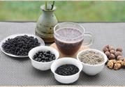 黑豆磨成粉能冲着喝吗?黑豆磨成粉