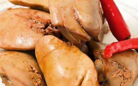 鸭肝热量高吗 不能吃太多