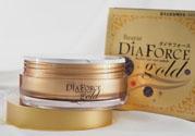瑞拉迪雅芙丝diaforce黄金钻石眼膜使用方法