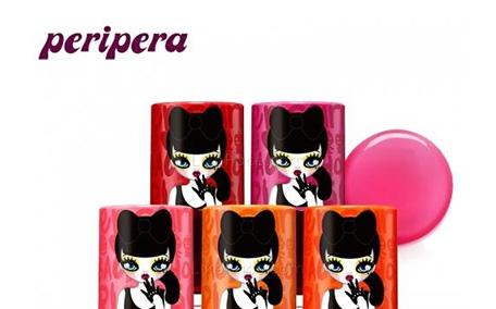 菲丽菲拉染唇液1号适合素颜吗 peripera01适合黄皮吗