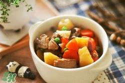 蔬菜可以炖肉吗?什么蔬菜炖肉好吃
