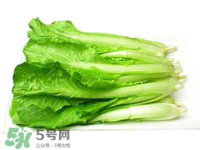 吃小白菜有什么好处?小白菜的功效与作用