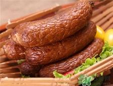减肥期间能吃红肠吗图片