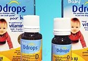 baby ddrops d3怎么吃?baby ddrops d3维生素滴剂使用说明书