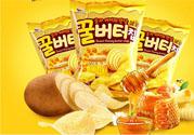 韩国蜂蜜黄油薯片多少钱?蜂蜜黄油薯片韩国价格