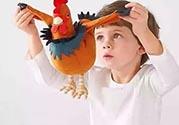 宜家鸡年吉祥物多少钱?宜家公鸡玩偶哪里买?