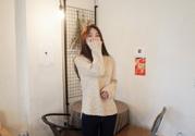 韩国女生冬天穿衣搭配图片 逆龄的