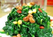 吃菠菜能减肥吗?3日菠菜减肥食谱减肥不反弹