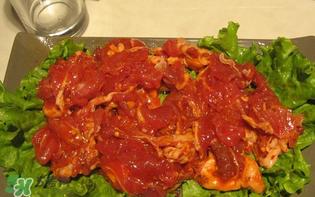 牛肉干怎么腌制图片