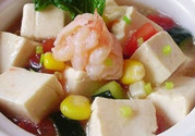 虾仁豆腐怎么做好吃?虾仁豆腐什么时候放调料