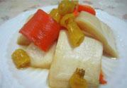 腌萝卜条怎么做好吃?自制腌萝卜条的做法