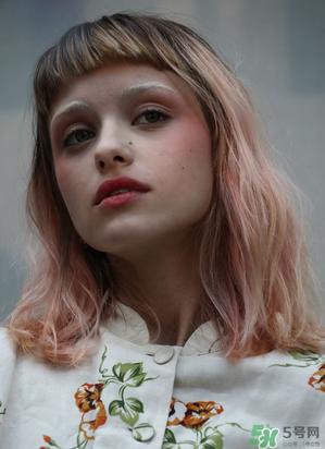 2017最新眼妆流行颜色图片