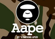 aape和bape有什么区别?bape和aape的区别