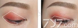 大眼妆教程图片