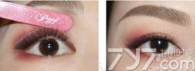 画眼妆教程图片