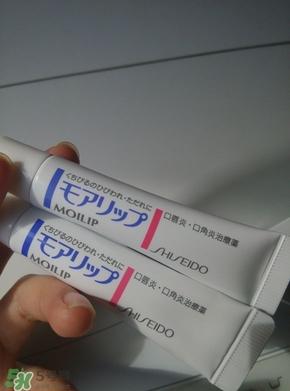 资生堂moilip唇膏成分 资生堂moilip药用唇膏保质期