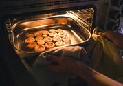烤箱里的油脂怎么清理