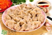减肥早上吃水饺会胖吗图片