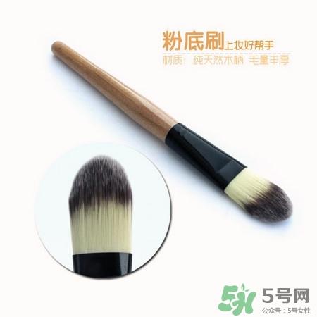化妆刷什么毛做的图片