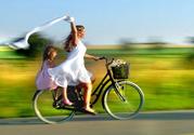 骑自行车腿酸怎么办?骑自行车如何保护膝盖?
