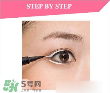 韩式盘发的方法图片