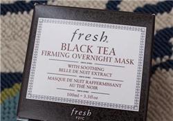fresh红茶面膜怎么用?馥蕾诗红茶面膜使用方法