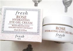 fresh玫瑰眼霜适合什么年龄?馥蕾诗玫瑰眼霜适合多大年龄?