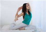 丰胸瑜伽动作图解 瑜伽丰胸基本动作