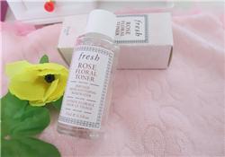 fresh玫瑰水适合什么肤质?馥蕾诗玫瑰水适合敏感肌吗?