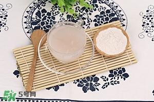 藕粉的营养价值 藕粉的功效