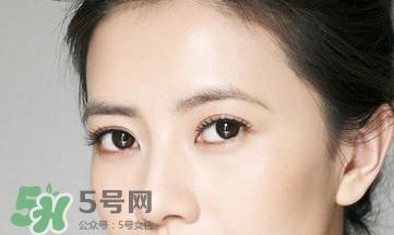 双眼皮有哪几种形状?双眼皮哪种形状好看?