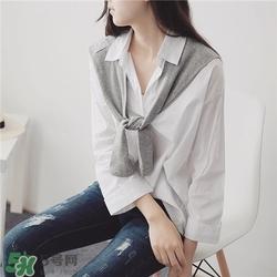 白衬衫太透怎么办?白衬衣太透了里面穿什么?