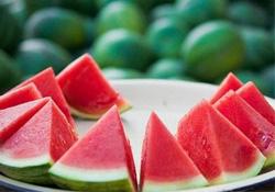 西瓜的热量高吗?一个西瓜的热量有多少?