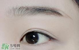 桃花妆的眼影怎么画图片