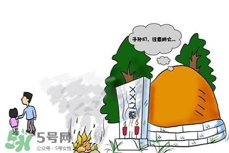 清明节上坟如何擦墓碑?清明节扫墓怎么清理墓碑?