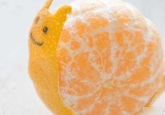 烤橘子皮能吃吗?烤橘子皮能不能吃?