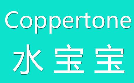 coppertone水宝宝