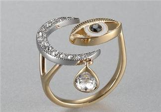 施华洛世奇恶魔之眼戒指多少钱?施华洛世奇恶魔指环专柜价格