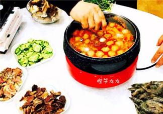 韩国乌龟锅食谱 韩国乌龟锅菜谱