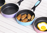 麦饭石锅和铁锅哪个好?麦饭石锅和铁锅对比