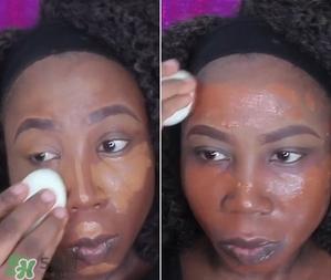 女子用熟鸡蛋化妆 熟鸡蛋美容护肤方法
