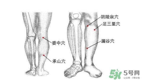 小腿突然抽筋怎么回事?小腿突然抽筋是什么原因