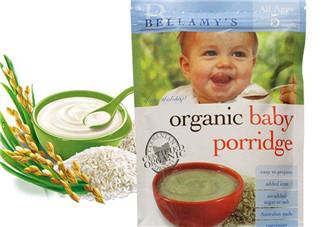 贝拉米燕麦米粉味道 贝拉米燕麦米粉的气味