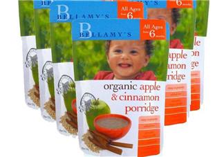 贝拉米燕麦米粉成分 贝拉米燕麦米粉成分表