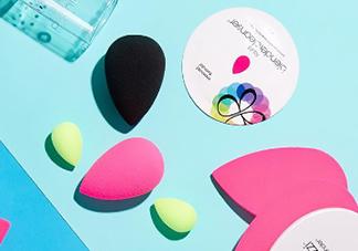 beauty blender美妆蛋不同颜色区别