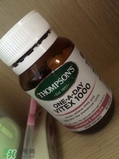 thompsons汤普森圣洁莓怎么吃_吃法_服用方法