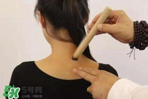 颈椎疼艾灸哪里?艾灸颈椎视频教程